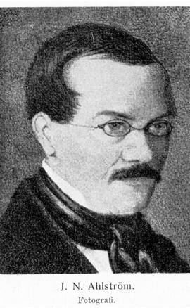 Jacob Niclas Ahlström (1805-1857)