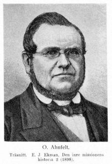 Oscar Ahnfelt (1813-1882)