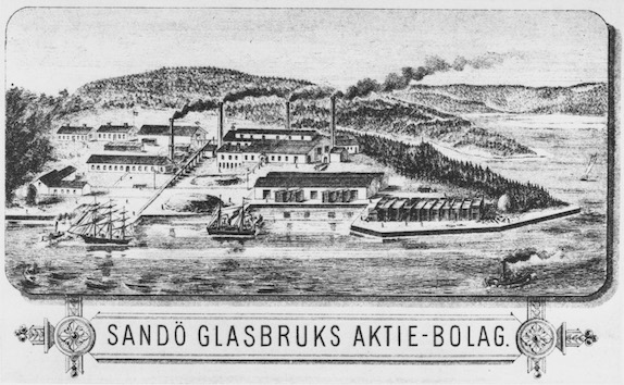 Sandö Glassworks Ltd.