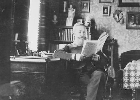 Andreas Hallén 1902.