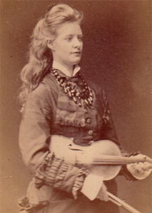 Amanda Maier-Röntgen (1853-1894)