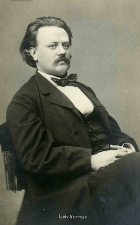 Ludvig Norman was made a member of Kungl. Musikaliska akademien in 1857