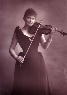 Wilhelmina Neruda.