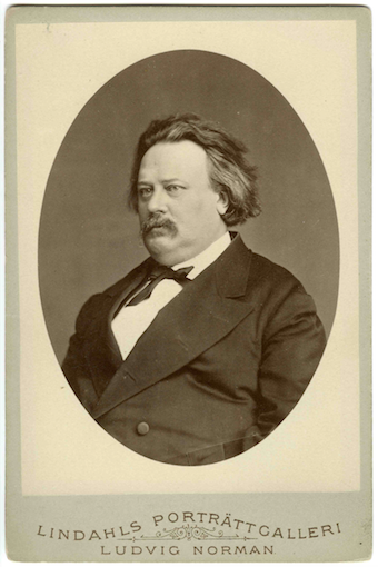 Ludvig Norman.