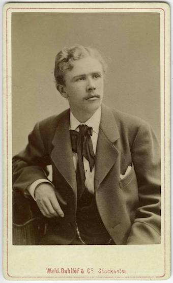 The young Sjögren.