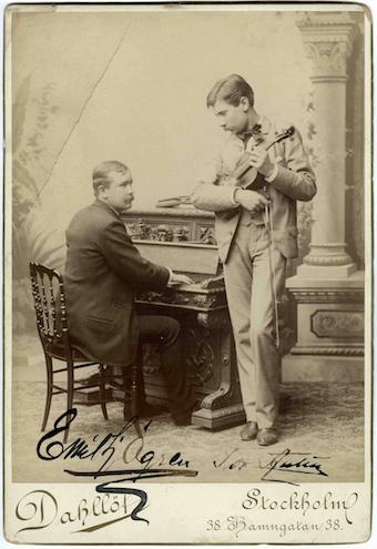 Sjögren and Tor Aulin.